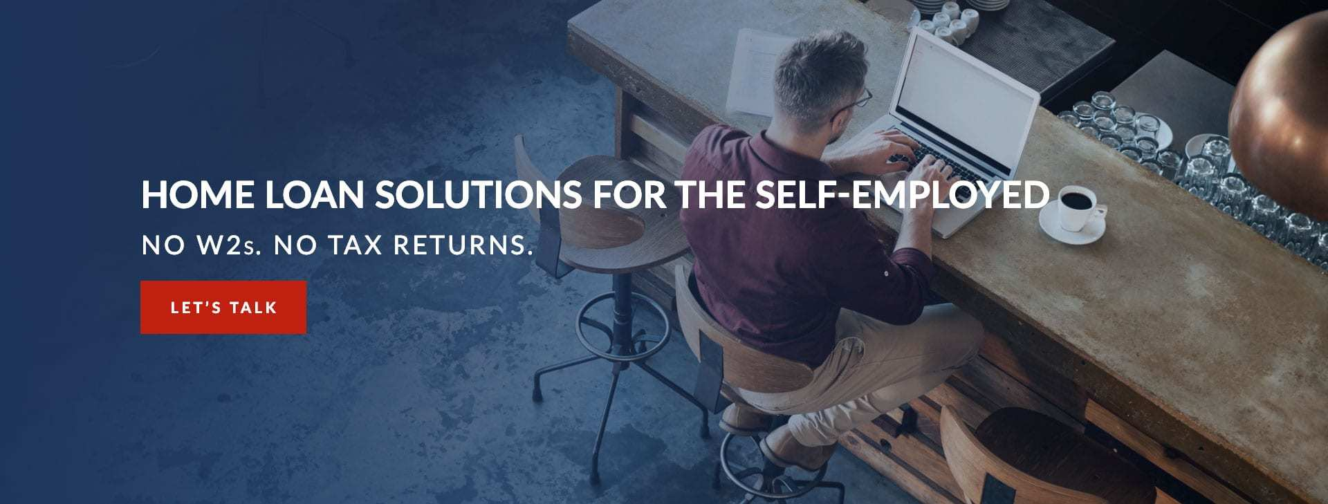 Home Loans for the Self-Employed